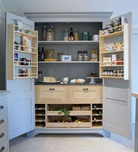 free standing kitchen pantry furniture 25 best ideas about freestanding pantry cabinet on pinterest free standing pantry free