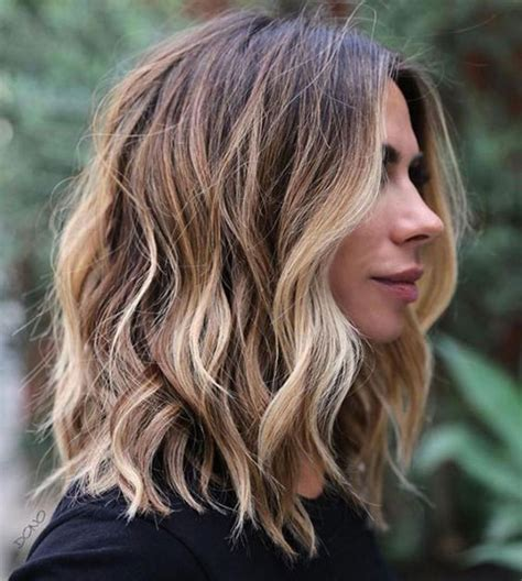 20 best medium length wavy hairstyles hairstyles and haircuts lovely hairstyles