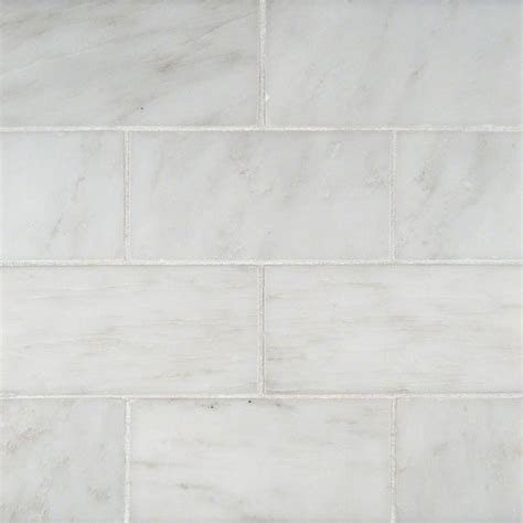 3x6 carrara marble tiles arabescato cararra subway tile 3x6 subway tile white tile collection