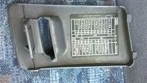 Fuse Box For Nissan Micra