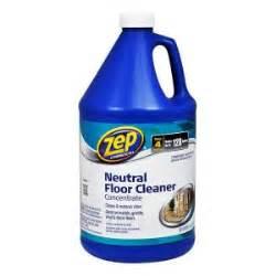zep  gal neutral floor cleaner zuneut  home depot
