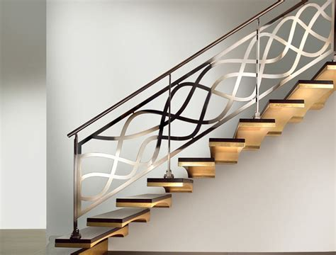 Modern Handrail Ideas For More Stylish Staircase Homesfeed