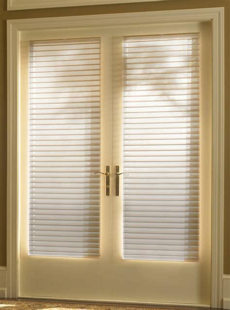 window treatments  picture windows french door window