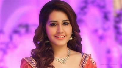 Heroine South Wallpapers Indian Rashi Khanna Actress