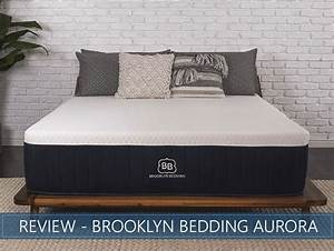 Aurora mattress review by brooklyn bedding our for Brooklyn bedding reviews