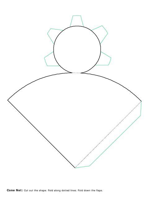 cylinder net template  shapes cylinder