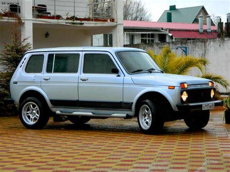 3dtuning Of Lada Niva 2131 Suv 2001 3dtuning.com