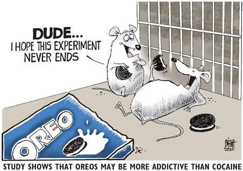 Oreos More Addictive Than Cocaine