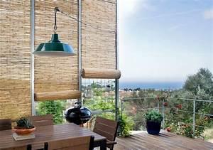 Bambou Brise Vue : une d coration amovible avec le brise vue r tractable ~ Premium-room.com Idées de Décoration
