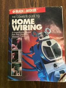 Black  U0026 Decker The Complete Guide To Home Wiring Manual
