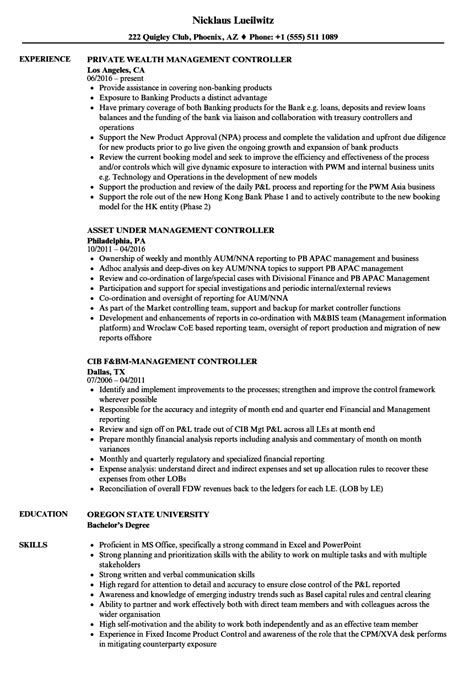 fixed income portfolio manager sle resume copy editor