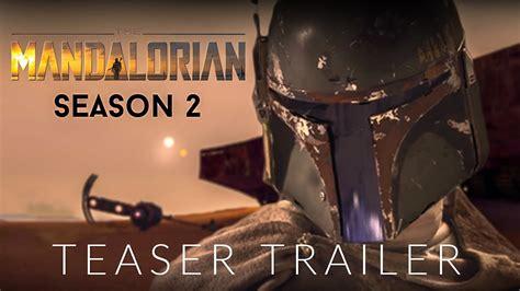 Star Wars: The Mandalorian - Season 2 'BOBA RETURNS ...