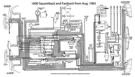 1972 vw bug turn signal wiring wiring diagram