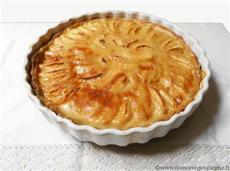 tarte aux pommes 224 l alsacienne v 233 g 233 talien vegan v 233 g 233 talienne