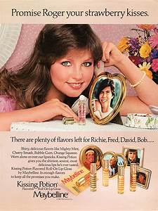100 years of maybelline ads show how has changed in