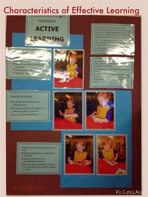 Characteristics Of Effective Learning  Active Learning