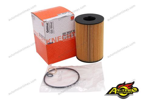 Automobile Engine Parts Filter Type Car Oil Filters Oem Ox