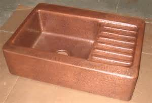 mountain copper creations copper sinks