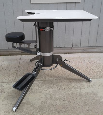 portable shooting bench model 2500 portable shooting bench
