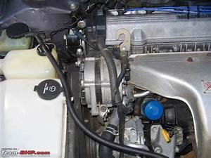 Toyota Avensis Starter Motor Removal