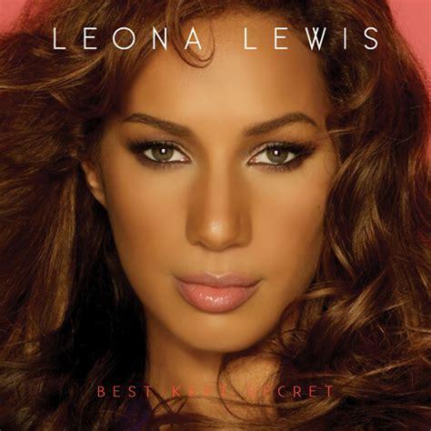 Leona Lewis Best Kept Secret Leona Lewis Best Kept Secret Fanmade Single Cover