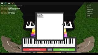 roblox piano sheets megalovania easy robux hack tool