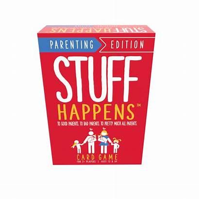 Happens Stuff Parenting Edition Games