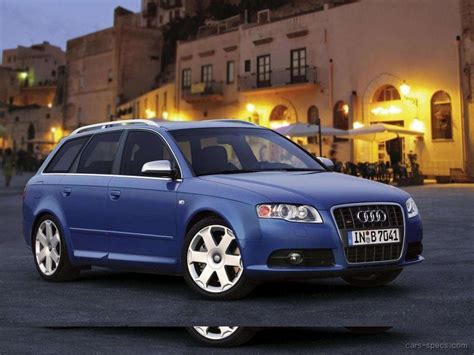 2005 Audi S4 Spec by 2005 Audi S4 Wagon Specifications Pictures Prices