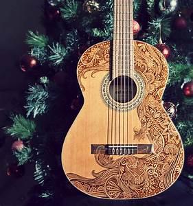 Guitar Design by vivsters on DeviantArt