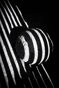Black And White Abstract Lines And Shapes Stark Contrast ...