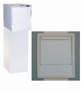 dVault Mailboxes | High Security Wall Mount Locking ...