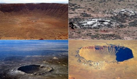 meteor crater  arizona world easy guides