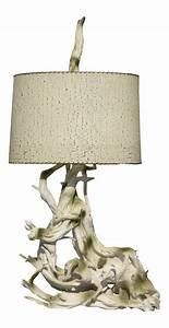 Lampe Chevet Bois Flotté : lampe en bois flott fabriquer vous m me beaucoup d 39 id es en photos ~ Teatrodelosmanantiales.com Idées de Décoration