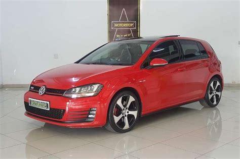 golf 7 gti endschalldämpfer 2015 vw golf 7 gti dsg cars for sale in gauteng r 339