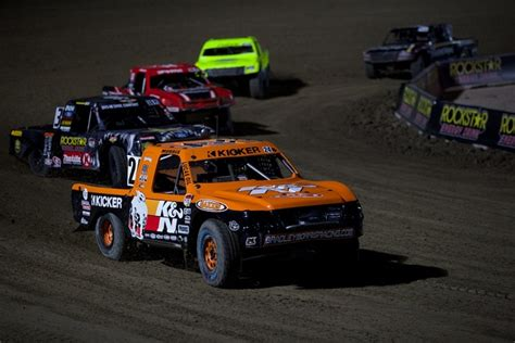 Mickey Thompson Crew Takes Over Lucas Oil Off Road Series