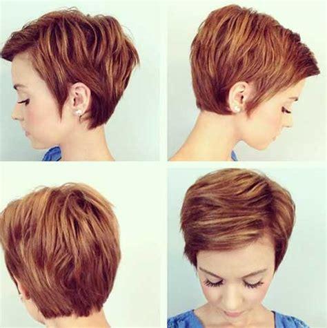 short layered pixie cut short hairstyles