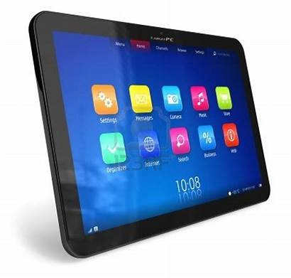 Tablet Pc Computer Clipart Clip Drawing Tablets