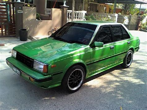 quot stylesource quot gallery of nissan sunny b11