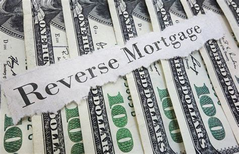 reverse mortgages definition