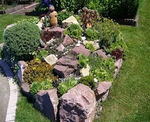 Steingarten Bilder Beispiele : unser steingarten bilder und fotos new garten ideen ~ Whattoseeinmadrid.com Haus und Dekorationen