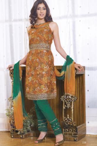 indo western salwar kameez style