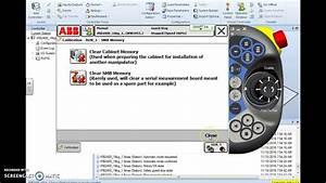 Abb Irc5 Robot Smb Update Mc Pc Update Calibration Values