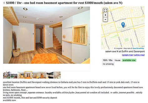 28 craigslist one bedroom apartments with