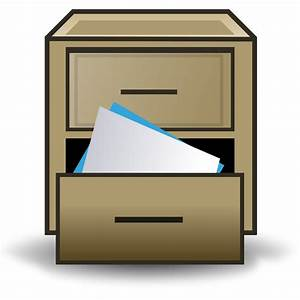 filefiling cabinet iconsvg wikimedia commons With document filing cabinet