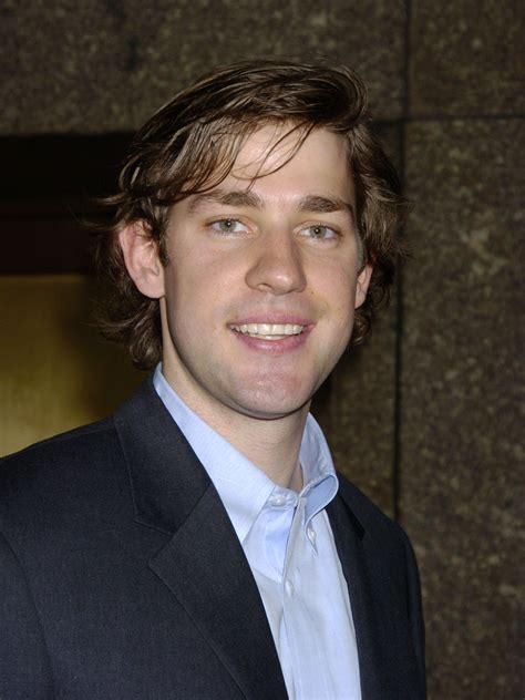 John krasinski is an american actor, screenwriter, producer, and director. These Pictures of a Young John Krasinski Are the Embodiment of Some Good News