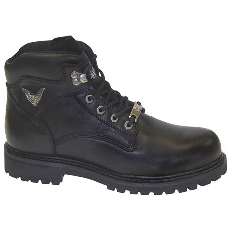 motorbike footwear men 39 s thorogood 6 quot motorcycle boots 155735 motorcycle