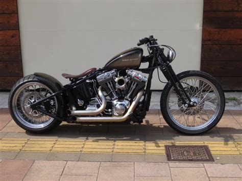 359 Best Softail Bobbers Images On Pinterest