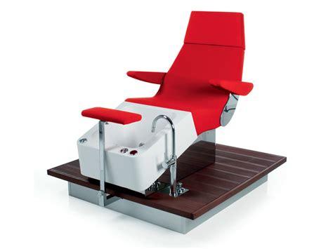 Poltrona Per Pedicure Spa : Poltrona Per Pedicure Streamline Deck By Gamma & Bross