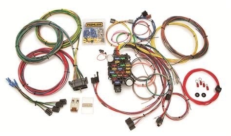 Painles Wiring Harnes Volvo by Painless Performance Gmc Chevy Truck Harnesses 10206