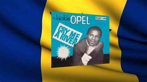 Jackie Opel by Cry Me A River Jackie Opel